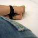 Tied feet