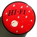 "How can a typewriter ribbon be ""hi-fi""?"