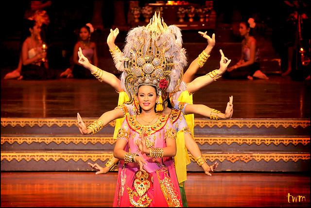 thailand 1000 hands cultural dance nong nooch village t flickr