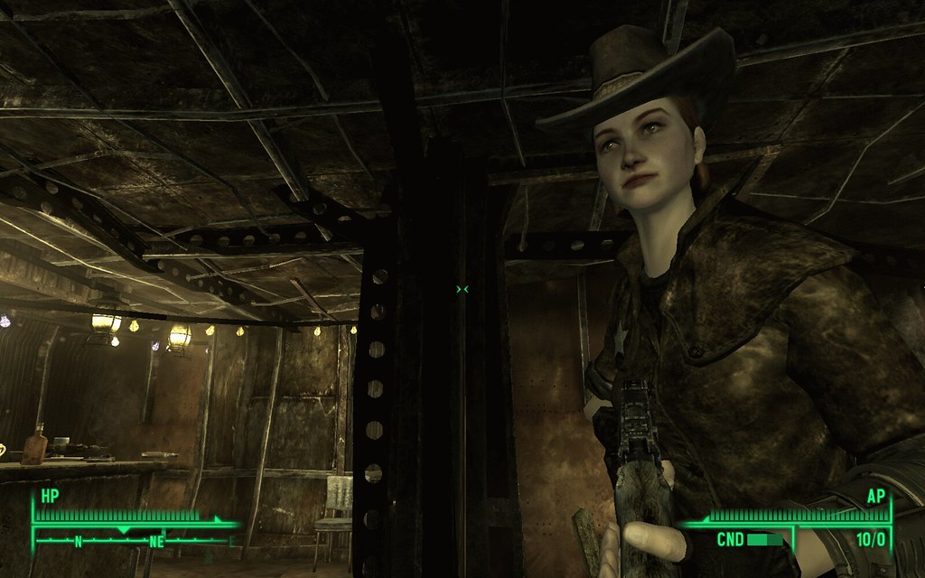 how to get caps in fallout 3 megaton