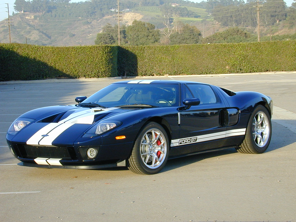 3200x2000 blue ford gt - photo #2