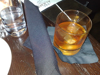Bourbon Old Fashioned at The Alembic | by allaboutgeorge