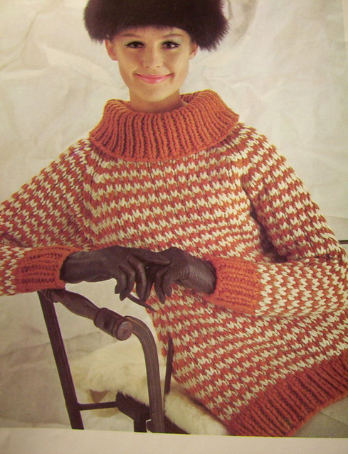 Free Vintage Knitting Patterns 1950s : Vintage Knitting Patterns: 1950s sweaters Blogged here. vintagemode Flickr