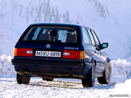 Bmw E30 325ix Touring Flickr Photo Sharing