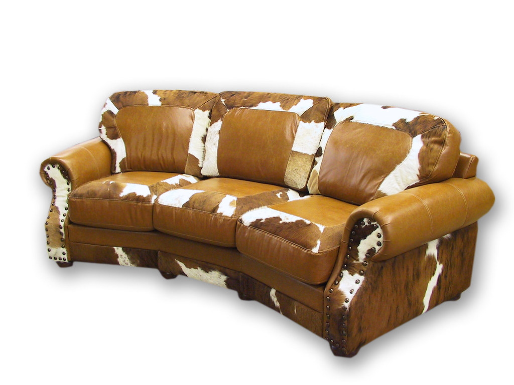 3861400779 on Cow Couch