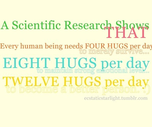 Hugging Funny Quotes Mount Mercy University