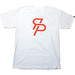 Rock Paper Scissors - Spring 08 - T-Shirt - White/Red