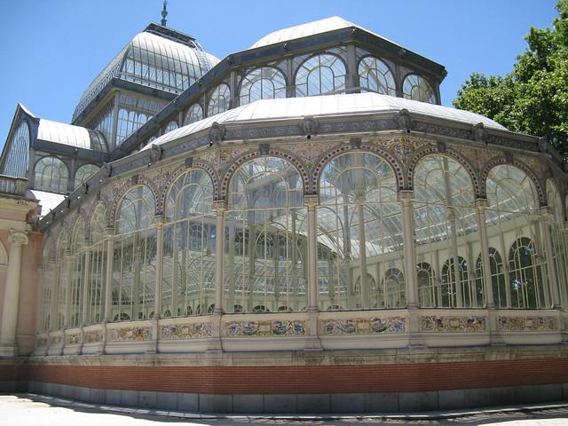 la casa de cristal tambi n lo pod is llamar invernadero