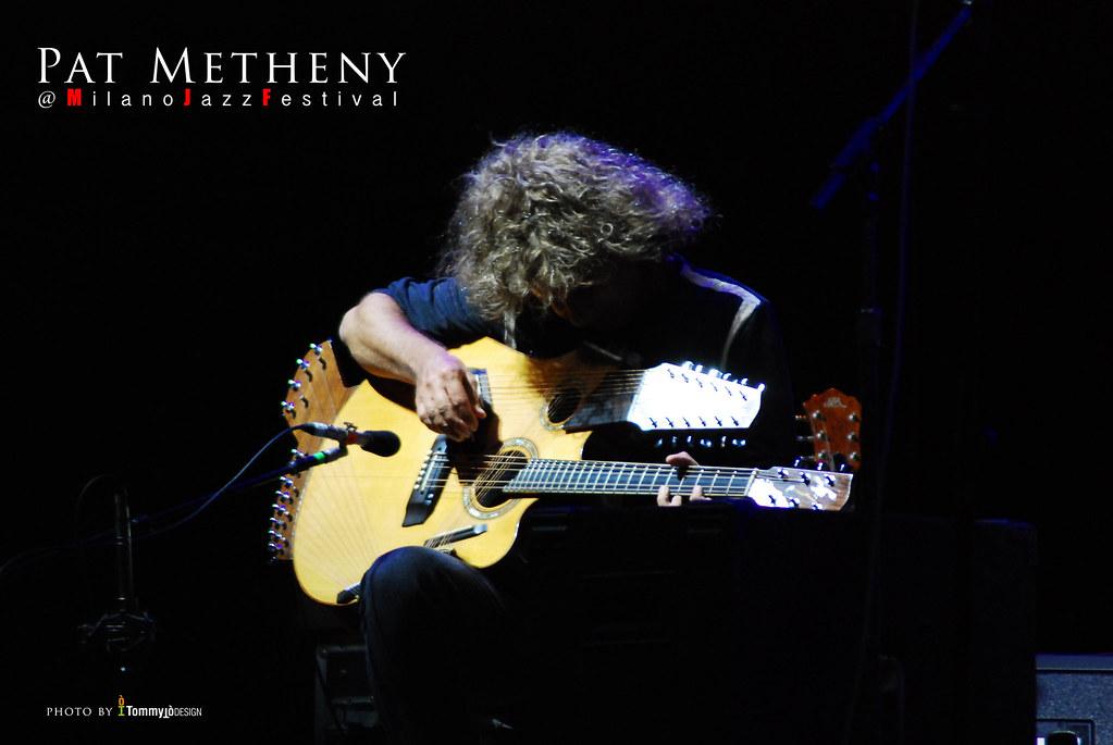 metheny s picasso guitar 42 corde di sonora bellezza per l flickr