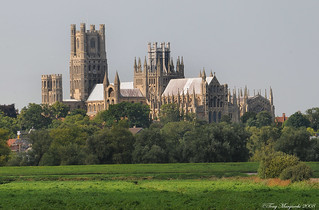 Ely Cathedral, The 'Ship of the Fens' | by Tony Margiocchi (Snapperz)