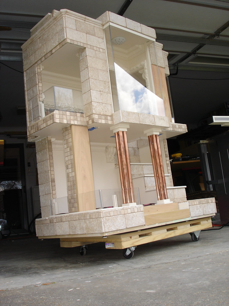 Doggy Mansion Indoor Dog House It 39 S The Finest In Doggy