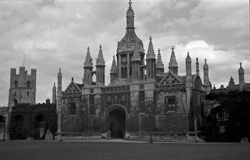 1901 King's college yard