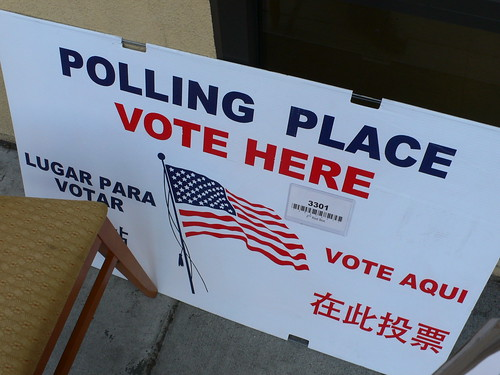 My polling place | by tychay
