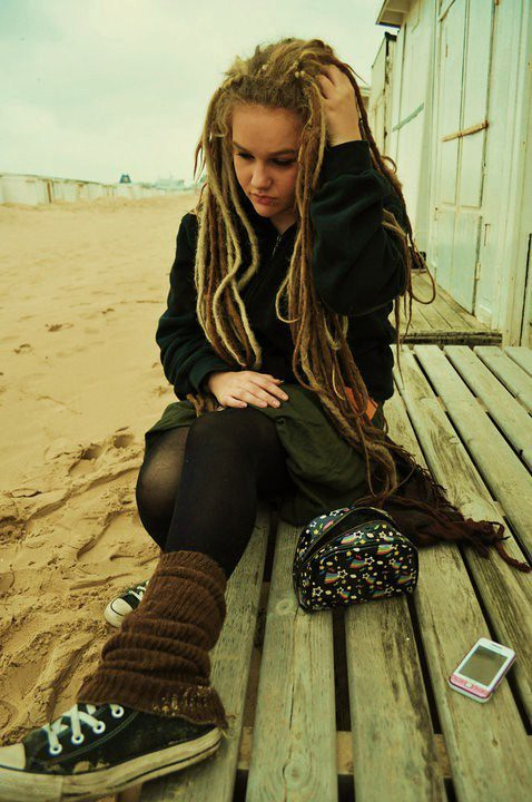 Dreads with hot nakeds women