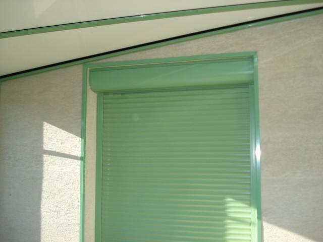 volet roulant horizontal trois zones disposes sont visibles sur la faade de cet il permet de. Black Bedroom Furniture Sets. Home Design Ideas