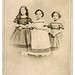 Rebecca, Augusta and Rosa. Slave Children from New Orleans.