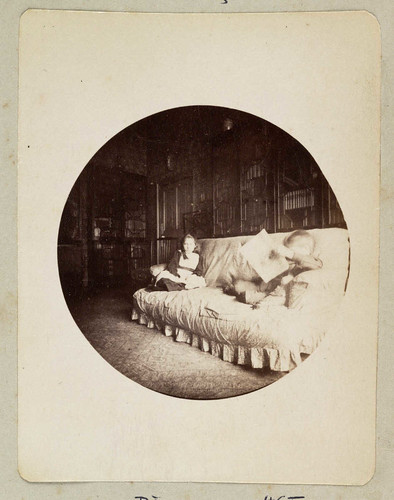 Two children sitting on a settee | by National Media Museum