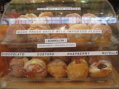 bomboloni @ the SF Ferry Bldg | by bubbletea1
