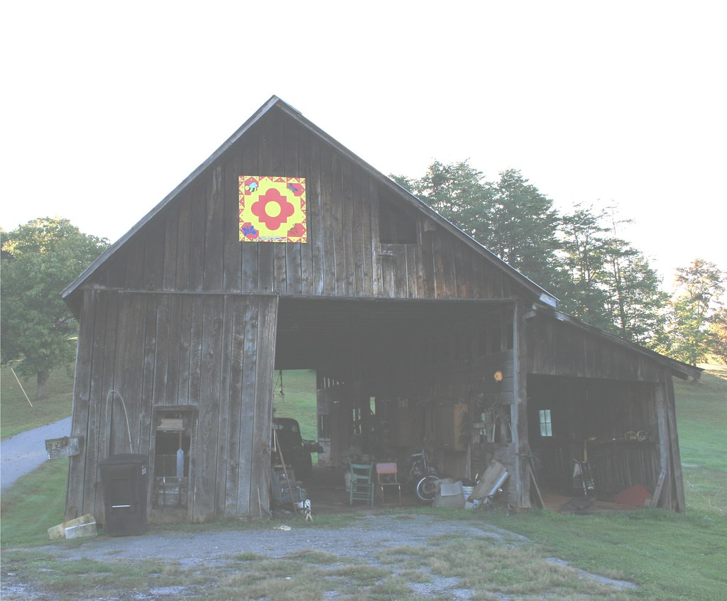 DP in Wilkes North Carolina s Wilkes County Barn Quilt Tra? barn quilter Flickr