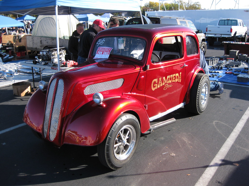 48 Ford Anglia Quot Gasser Quot A 1948 Ford Anglia Built And