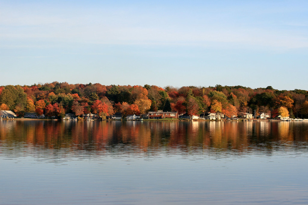 Lake George Wales Ma What Colors Valerie Gaffney