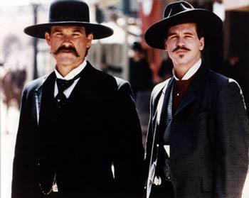 Tombstone Movie | Best Movie Ever Made!! You're a daisy if ...