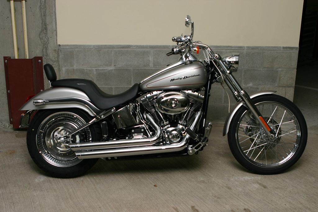 Harley Davidson Fxstd I Softail Deuce