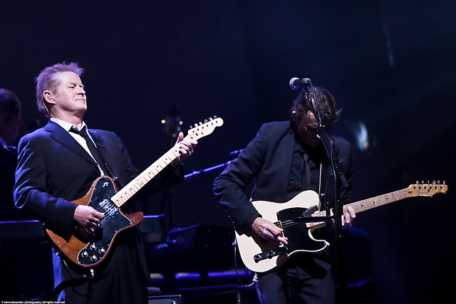 Don Henley and Steuart Smith | Eagles - Out of Eden Tour ...