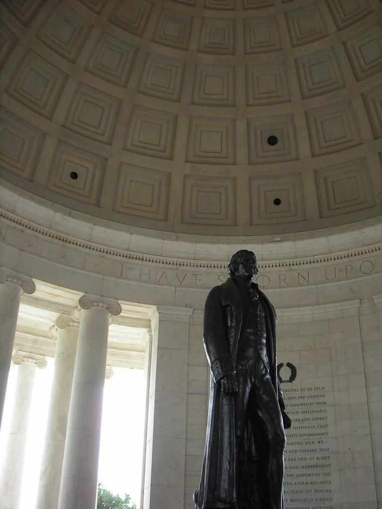 The Jefferson Memorial Washington Dc Laura Flickr