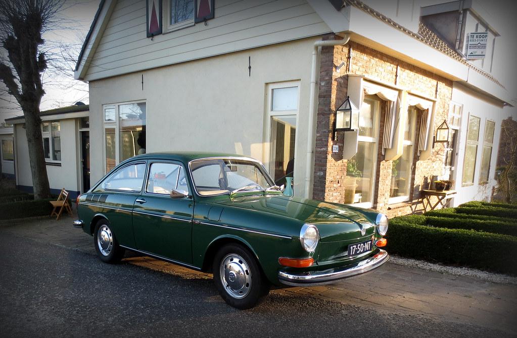 1970 Volkswagen 1600 Tl Fastback