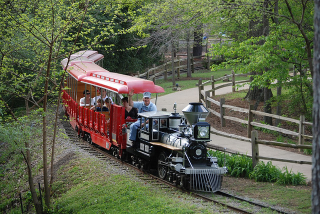 Birmingham Zoo Pictures Birmingham Zoo Train | by