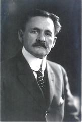 Portrait of Albert Abraham Michelson (1852-1931), Physicist
