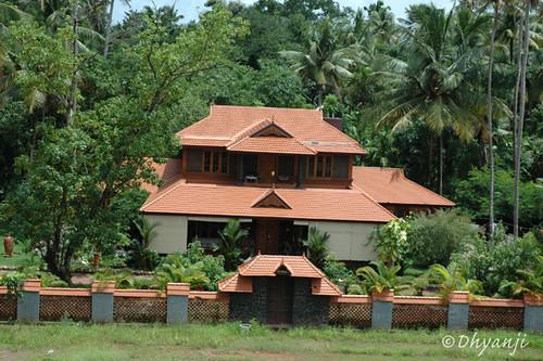 kerala house | house built according to the kerala ...