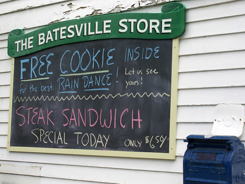 Dance For Cookies At The Batesville Store On Plank Road
