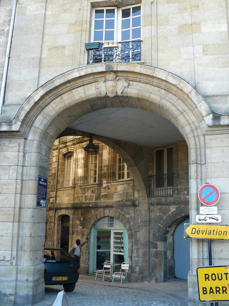 Bordeaux (33) rue de la Tour du Pin Marie Hélène Cingal