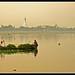 Cerca de Mandalay, Birmania...