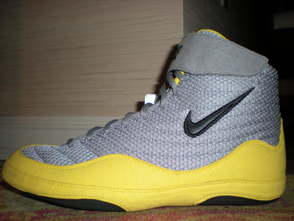 nike inflicts yellow