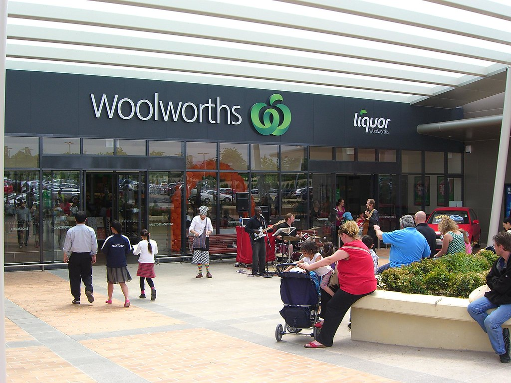 hierarchy in woolworths