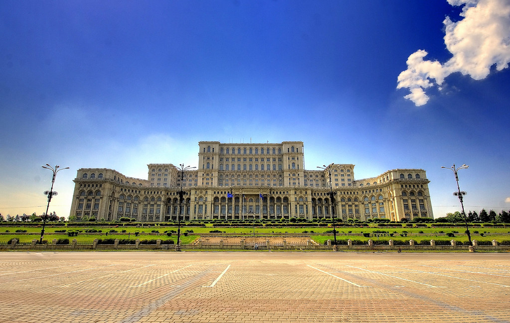 Power and architecture – Romania | The ashes of communism  |Bucuresti
