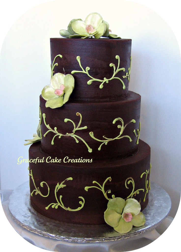 Wedding Cake For  People
