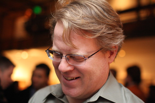 Dealmaker Media Insider Party - Robert Scoble | by b_d_solis