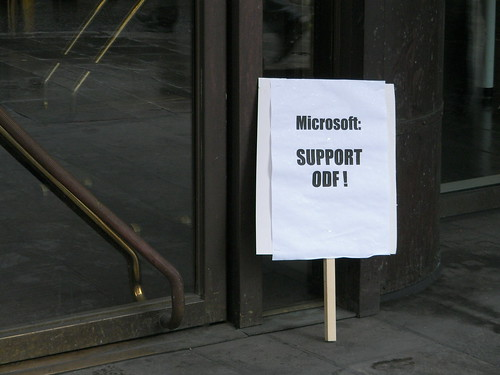 Message to Microsoft | by webmink