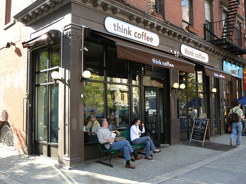 Think Coffee, Bleecker St (Bowery) | by Project Latte