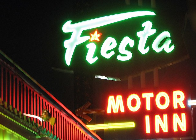 Motel  Fiesta Trails San Antonio Tx