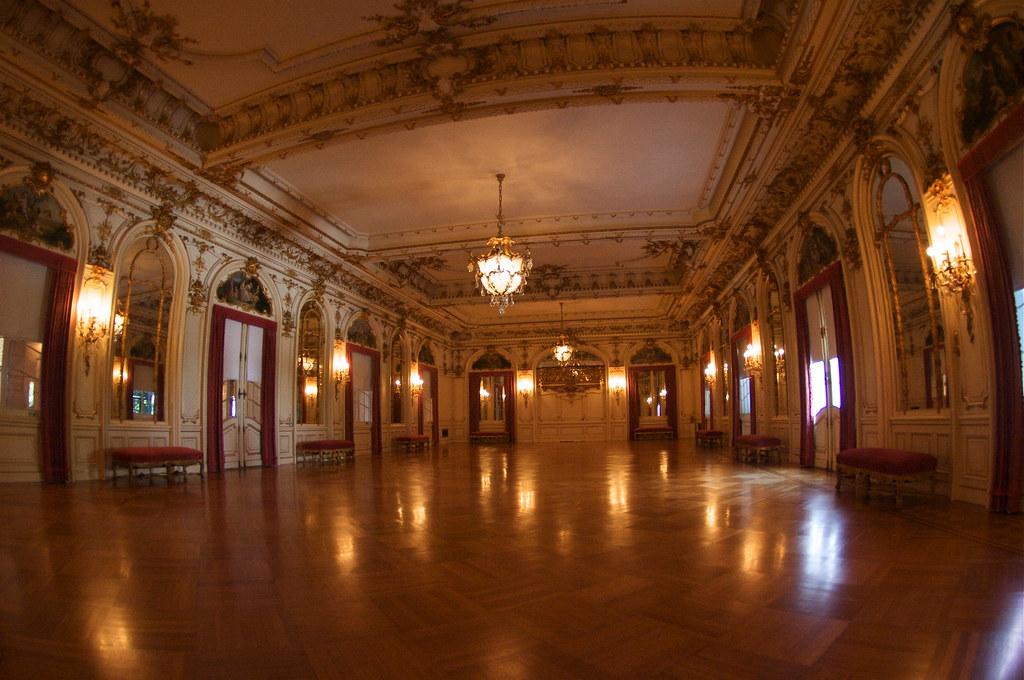 Flagler Mansion Ballroom