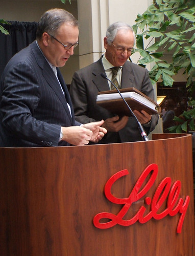 Eli Lilly: Partnerships Better than Acquisitions