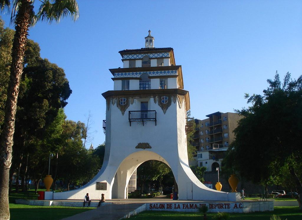 Al Com Mobile >> Monumento Al Deporte En Tijuana | Tomada durante el tour del… | Flickr