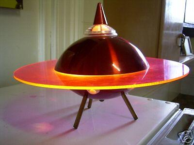 spaceship lamp.jpg | Kyle Supley | Flickr