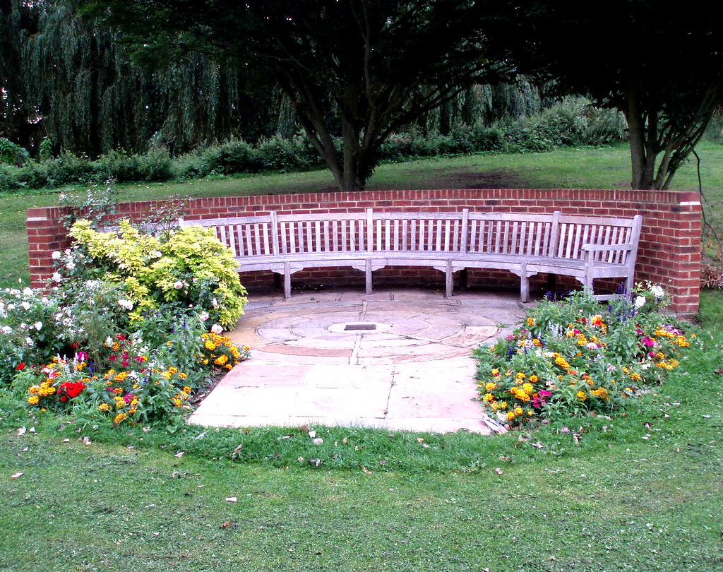 Staines Air Crash Memorial Garden Memorial To The