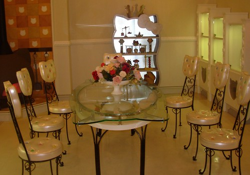 Hello Kitty Dining Table | Flickr - Photo Sharing!